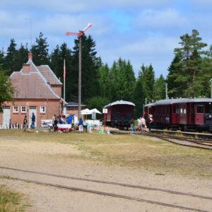 02 Bryrup - Traktørstedet Vrads Station.