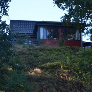 09 Bryrup - Huset på toppen af bakken.